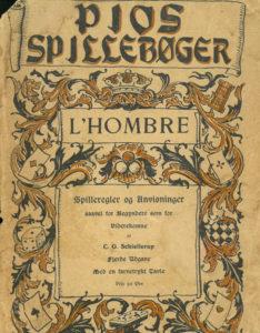 L'Hombre af C.G. Schiellerup